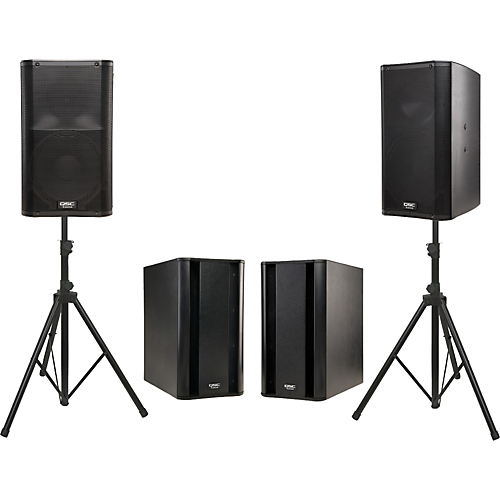 speaker hire at cheltenham gloucestershire big friendly audio